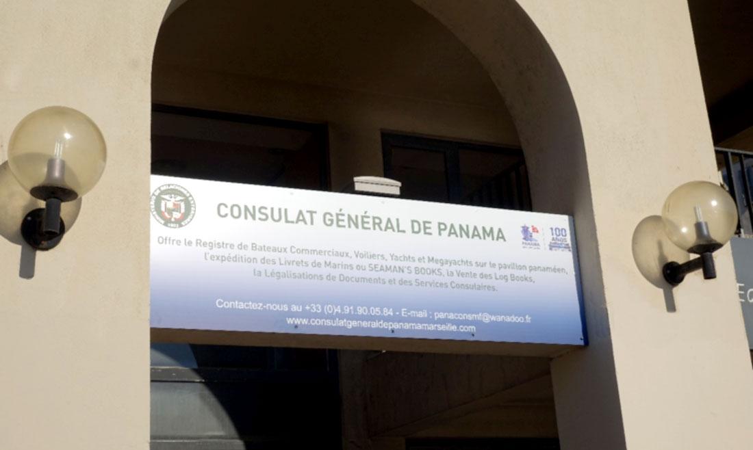 promotion des services consulaires et maritimes du consulat