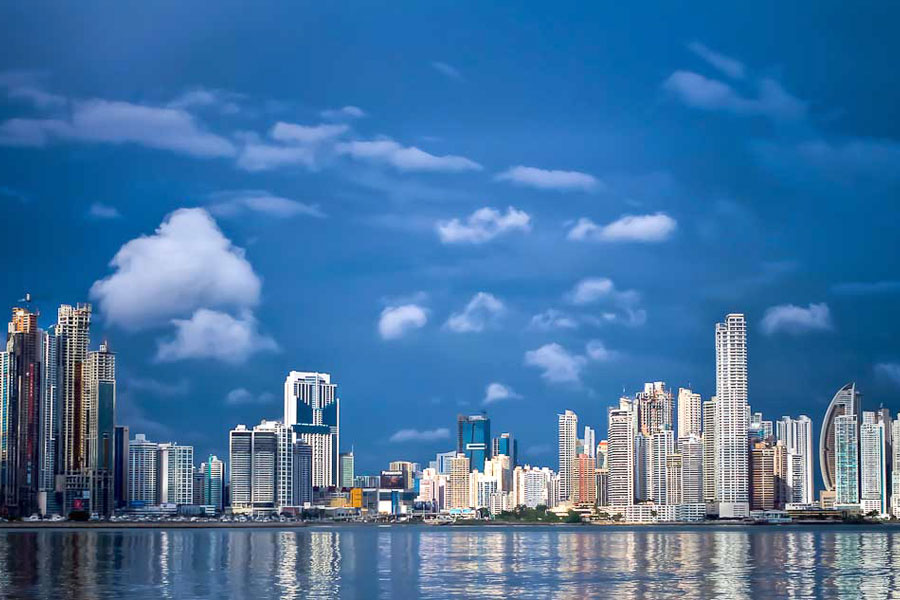 the capital of Panama: Panama City