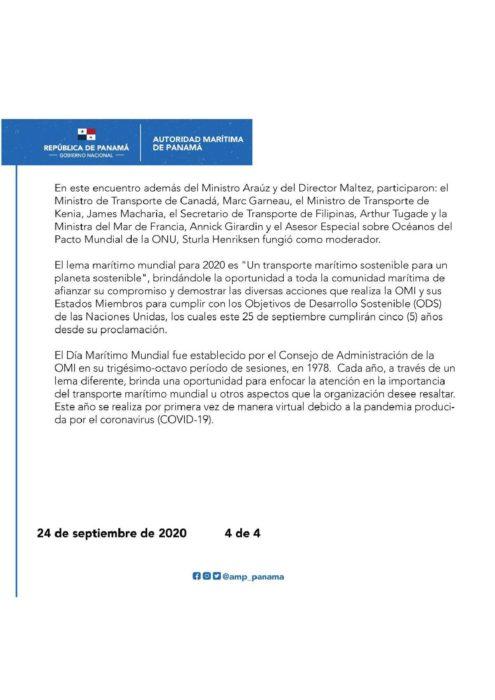 COMUNICADO PANAMA ABOGA POR LA SOLIDARIDAD ENTRE LOS GOBIERNOS PARA AFRONTAR CON URGENCIA LOS CAMBIOS DE TRIPULACIÓN-page-004